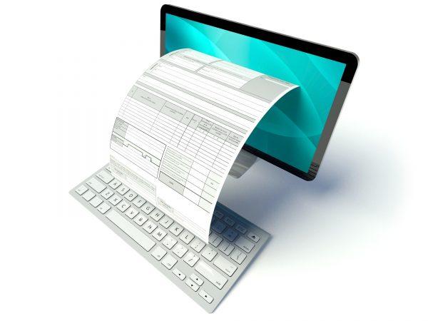 digital mail scanning service