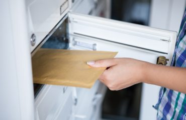 Opening US Mailbox