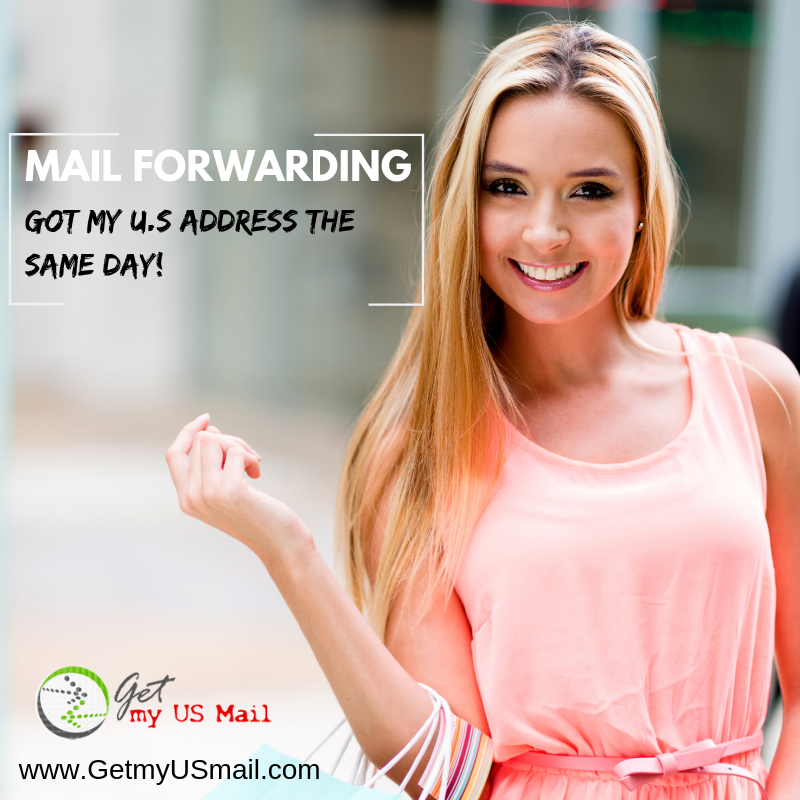 mail forwarding company